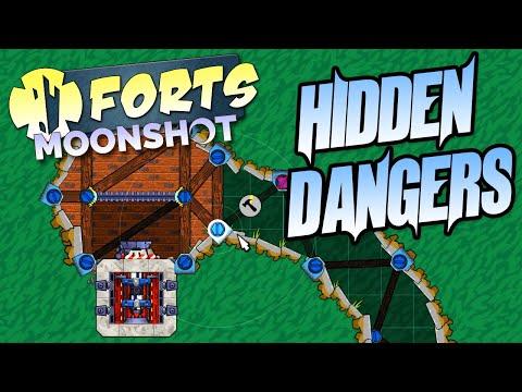 Secret Hidden Missiles - Forts Moonshot Campaign Gameplay  