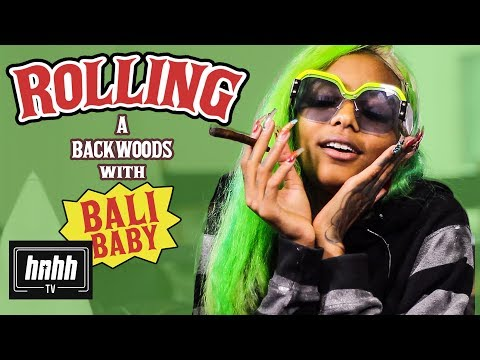 How to Roll a Backwoods with Bali Baby (HNHH)