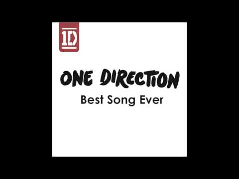 One Direction- Best Song Ever (Audio) HD