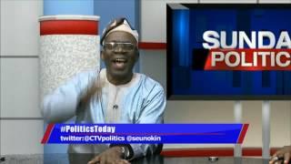 Falana Faults Nigeria's Political Structure Pt 3
