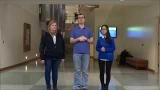 キンリーとタンとトレフソンのアイオワ大学のビデオ