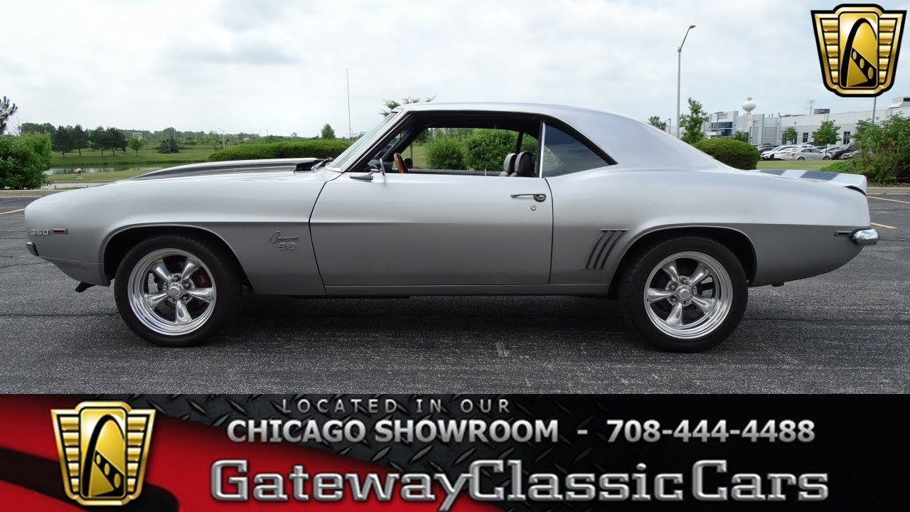 1969 Chevrolet Camaro for sale at Gateway Classic Cars Chicago