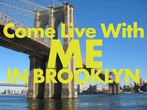 Come Live With Me In Brooklyn (Song A Day #1492)