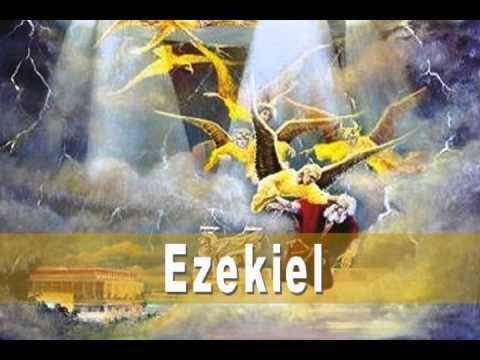 EZEKIEL Audio Book, Holy Bible, KJV Audio, Complete