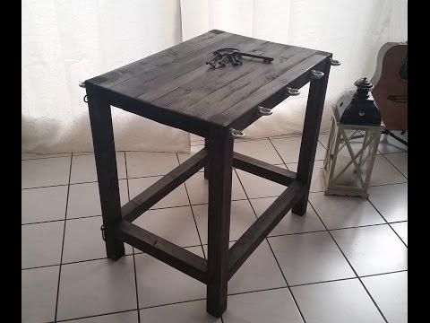 Woodworking Bdsm Bondage Table