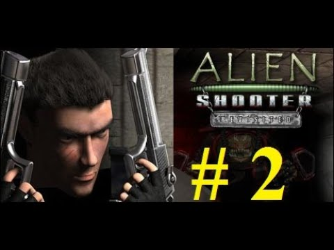 Alien Shooter Revisited. part 2. Dynamite worked differently in the old game |