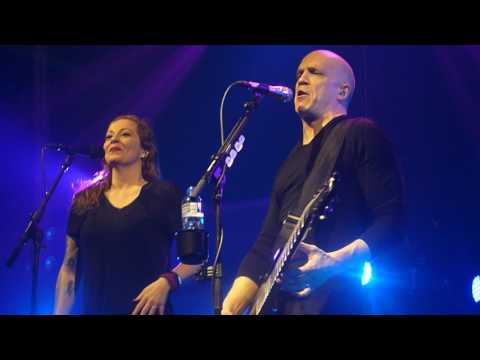 Devin Townsend & Anneke van Giersbergen - Supercrush! (live @ Melkweg Amsterdam 10.03.2017) 1/3