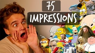 flushyoutube.com-75 IMPRESSIONS IN 5 MINUTES!