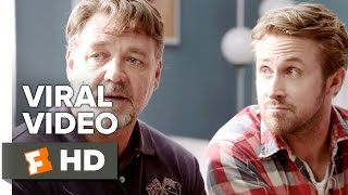 The Nice Guys VIRAL VIDEO - Stress Management (2016) - Russell Crowe, Ryan Gosling Movie HD