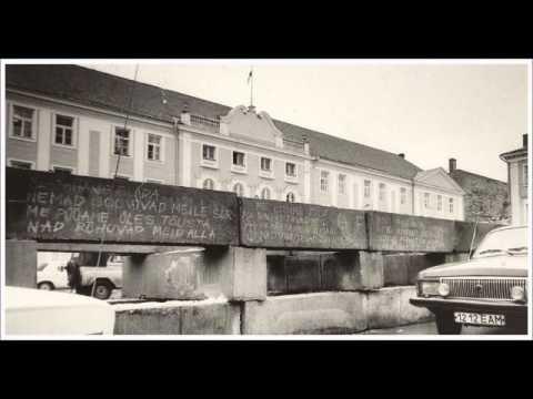 Eesti Raadio 1991. Kellakolmekaja ja uudised 15.01.1991