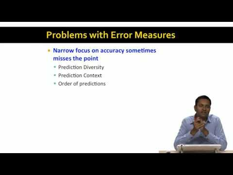 Evaluating Recommender Systems | Stanford University