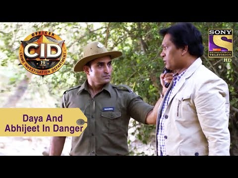 Your Favorite Character | Daya And Abhijeet's Life In Danger | CID thumbnail