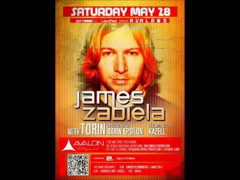 Darin Epsilon @ Avalon with James Zabiela in Los Angeles [May 28 2011]