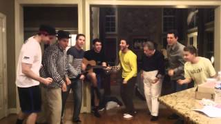 "Frankie Valli & The Four Seasons ""Sherry"" (A Capella Cover)"
