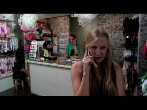 Phone Talk  Cleo Massey & Maddy Waters, short film
