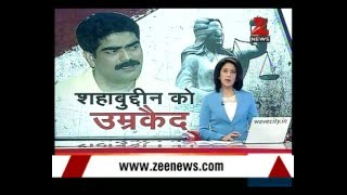 Life imprisonment to Former RJD MP Shahabuddin in acid murder case