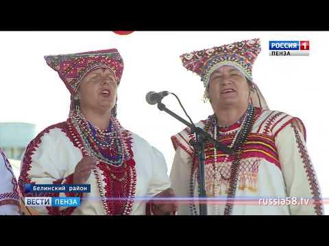 В Белинском районе «ДаншиноFEST» собрал более 3 тыс. гостей