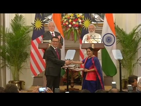 India, Malaysia agree to strengthen strategic, defence ties