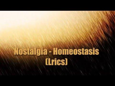 Nostalghia - Homeostasis (Lyrics)