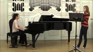 Friedrich Kuhlau: Introduction und Variationen G-Dur op. 101
