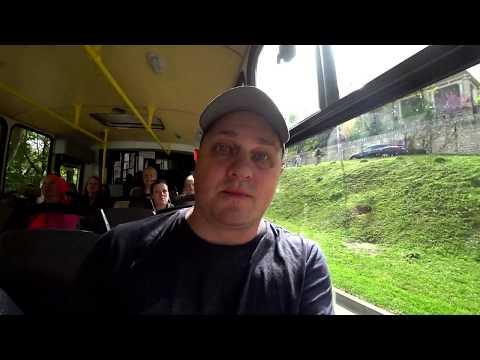 КМВ-2019. Пятигорск (часть 1). На автобусе от ж.д. Вокзала до озера Провалъ