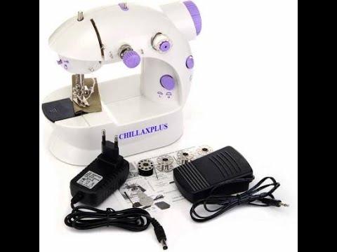 Mini Electric Silai Sewing Machine (CHILLAXPLUS) TEAM BUY