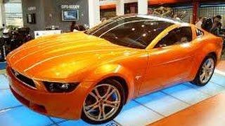 Форд Мустанг. Ford Mustang. История автомобиля. ...