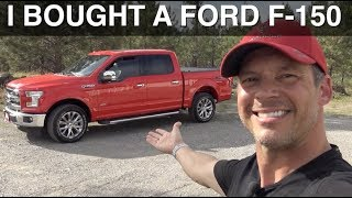 Here's Why I Bought a Ford F-150 on Everyman Driver