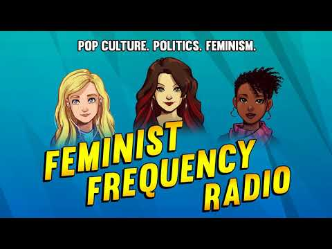 Feminist Frequency Radio 18: A Gaggle of Chimpanzees Hopped Up on Nyquil