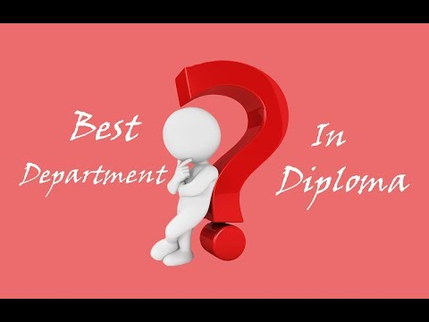 Best Department In Diploma [Bangla] | By Ishan Reza Forhad