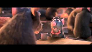 Ratatouille (2007) - trailer Nederlands gesproken