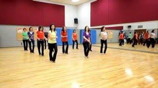 Nerves of Steel - Line Dance (Dance & Teach in English & 中文)