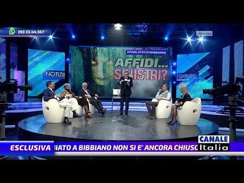 """#PARLATECIDIBIBBIANO Affidi Sinistri ?"" | Notizie Oggi Lineasera"