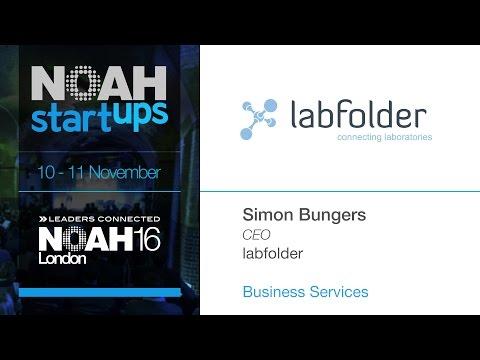 labfolder - NOAH16 London Startup Competition