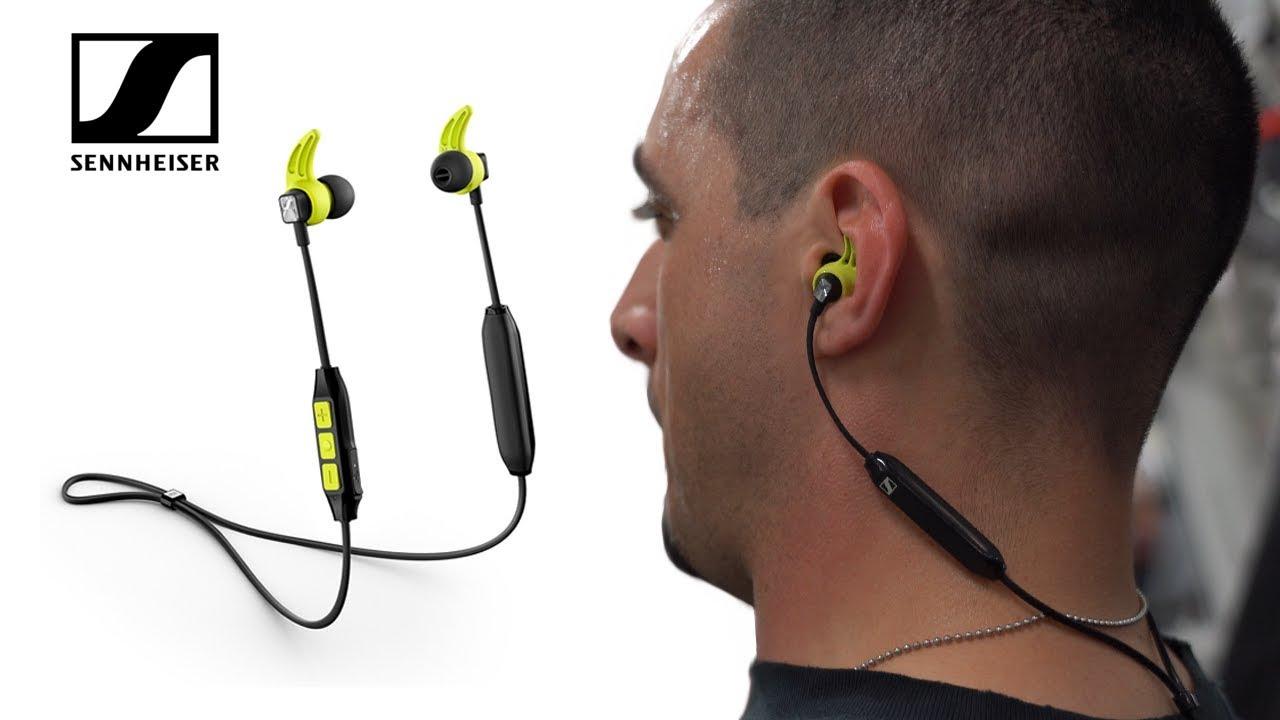 f8dd4172774 Sennheiser CX SPORT In-Ear Wireless Headset Review - YouTube