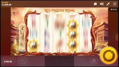 Red Phoenix Rising 6000 € win Free spins Mobile Slot Games
