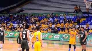 La Salle Green Hills vs Xavier SBP 2015 Championship: Dietherd Torres