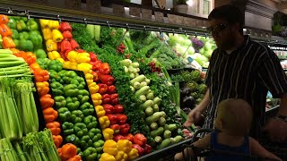 EnChroma Indoor Glasses: Inside, Outside, and Down the Produce Aisle