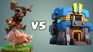 Hog Riders Th12 | TH12 3 Star Attack Strategy | Clash of Clans