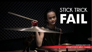 Download lagu Eminem feat Juice Wrld - Godzilla || Bohemian dRUMs Cover