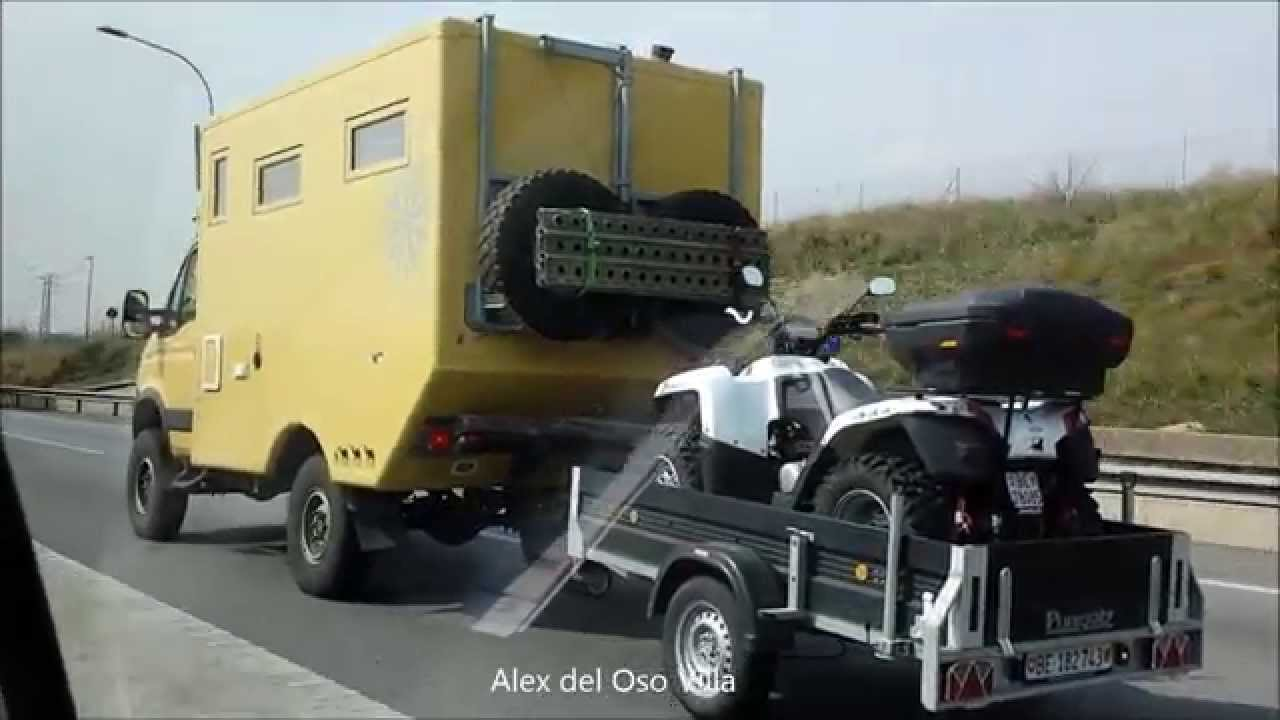 iveco daily 4x4 maximum speed youtube. Black Bedroom Furniture Sets. Home Design Ideas