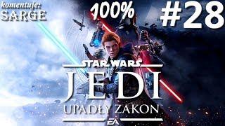 Zagrajmy w Star Wars Jedi: Upadły Zakon PL (100%) odc. 28 - Nydak Alfa BOSS