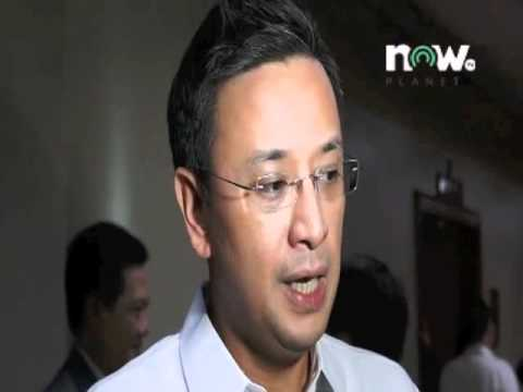Ambush Interview with House Spokesperson Atty. Miro Quimbo 02-23-12