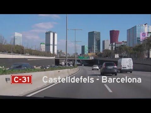 [E] C-31 Castelldefels - Barcelona (Autovia de Castelldefels)