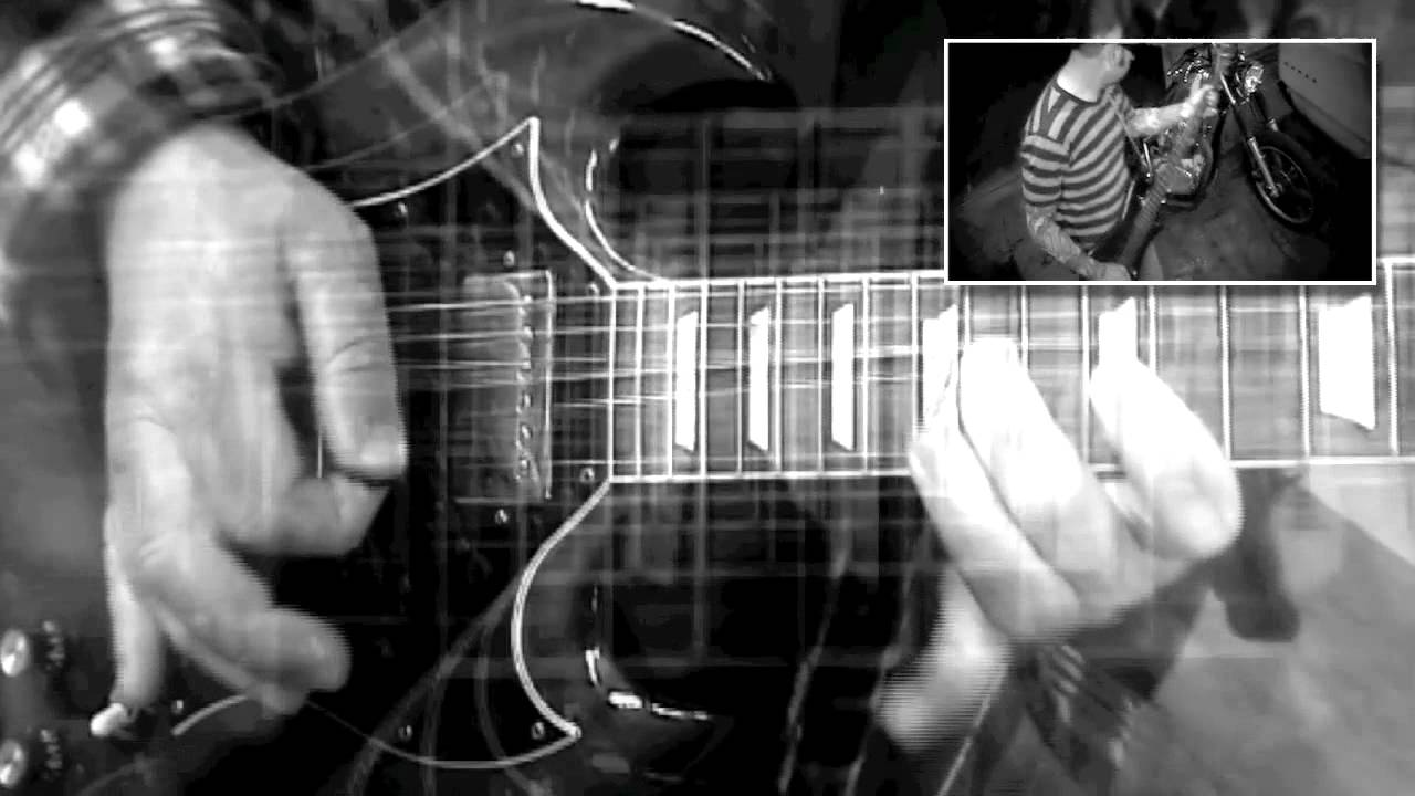 Live Wire - AC/DC (Full Collaboration Cover) - YouTube