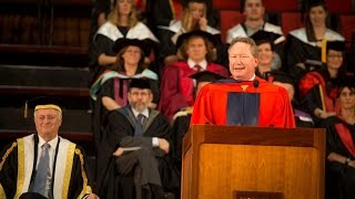 Andrew Forrest Occasional Address and Honorary Degree of Doctor of Letters