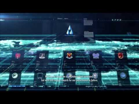 Ace Combat Infinity: Campaign Mission 5 Ace Combat 6 Final Boss Fight ( Part 2 ) ( PS3 / 1080p )
