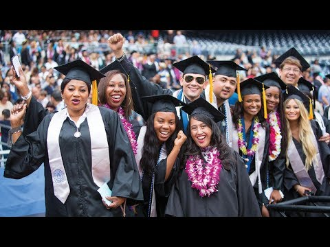 National University Southern Commencement - LIVE from Petco Park in San Diego, CA on May 19th, 2018