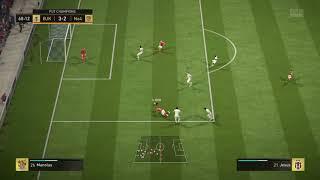 FIFA 18 Frikik Goal Eriksen
