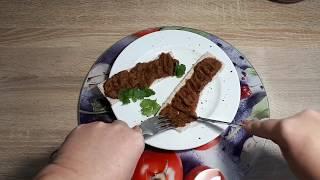 ИКРА ИЗ ТЫКВЫ (здоровая еда)